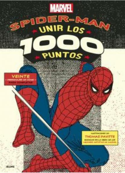 SPIDER-MAN - UNIR LOS 1000 PUNTOS