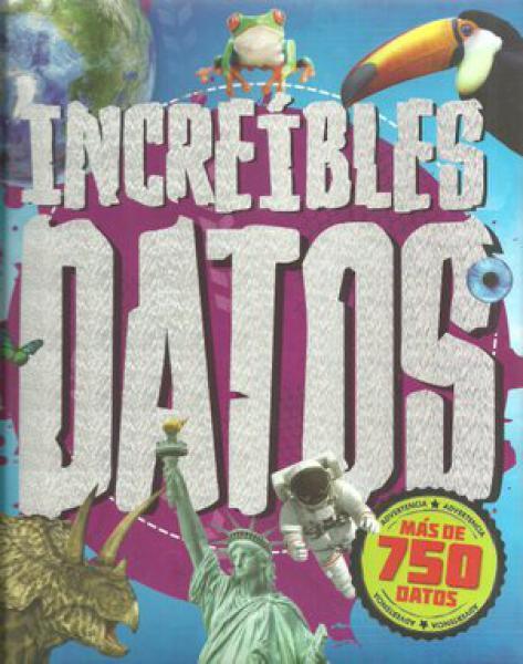 INCREIBLES DATOS