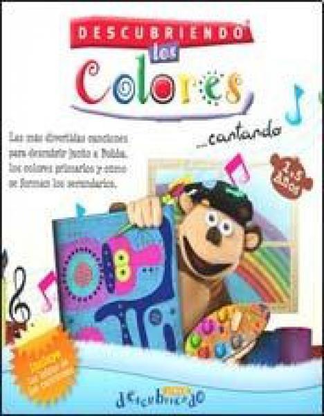DESCUBRIENDO LOS COLORES (CD)