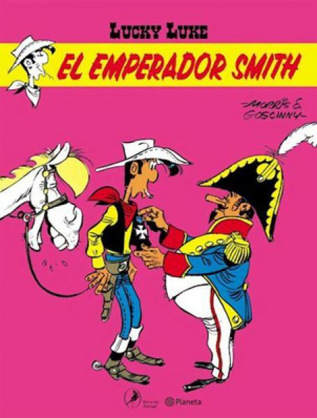 LUCKY LUKE 2 - EL EMPERADOR SMITH