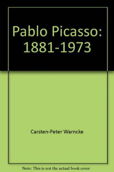 PICASSO, PABLO   (1 TOMO)