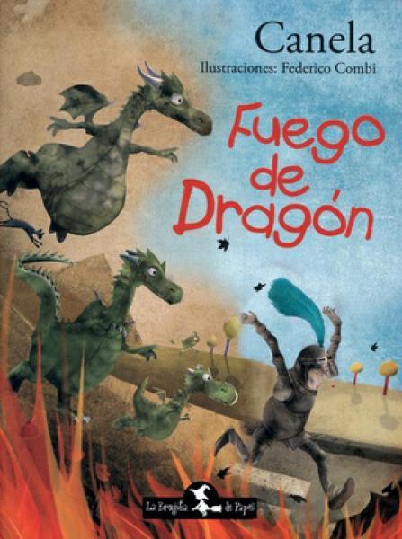 FUEGO DE DRAGON