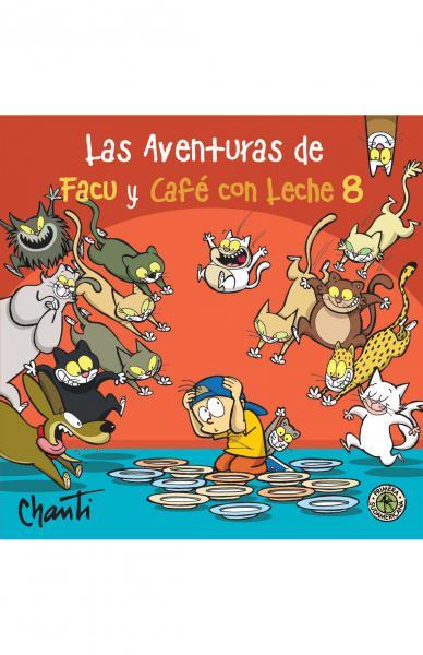 AVENTURAS DE FACU Y CAFE CON LECHE 8