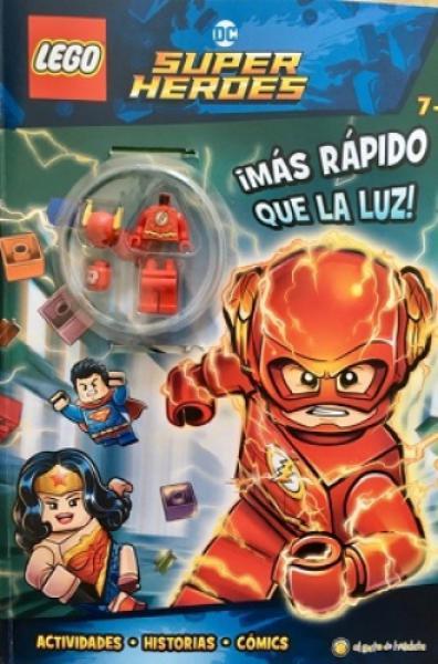LEGO - DC SUPER HEROES - MAS RAPIDO ...