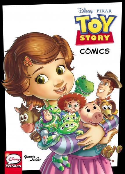 TOY STORY 1,2 Y 3 (EL COMIC)