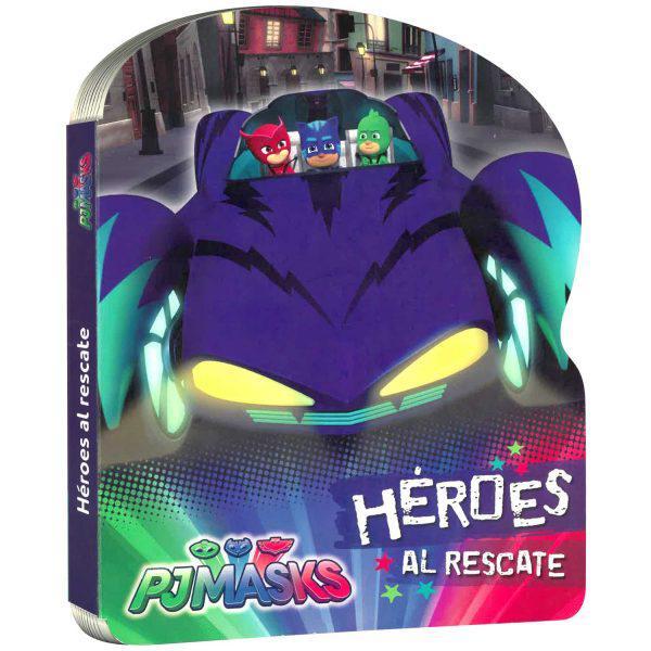 PJ MASKS - HEROES AL RESCATE
