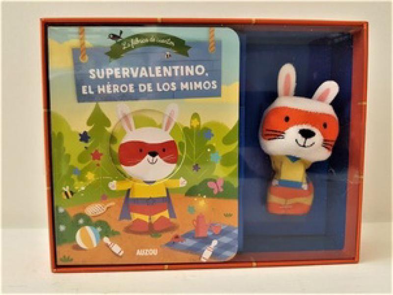 SUPERVALENTINO EL HEROE DE LOS MIMOS