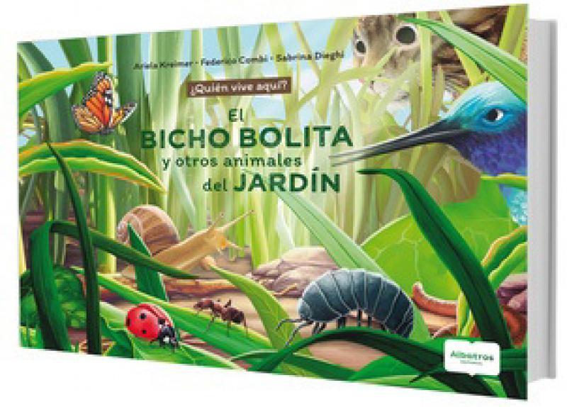 BICHO BOLITA Y OTROS ANIMALES DEL JARDIN