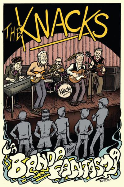 THE KNACKS - LA BANDA FANTASMA