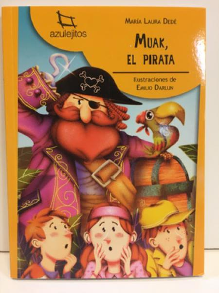 MUAK EL PIRATA