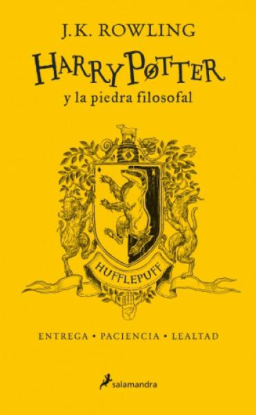 HARRY POTTER 1 - 20AÑOS - HUFFLEPUFF