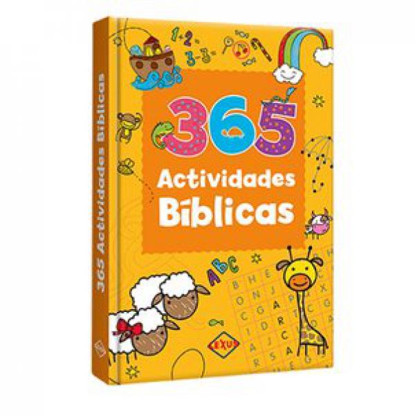 365 ACTIVIDADES BIBLICAS