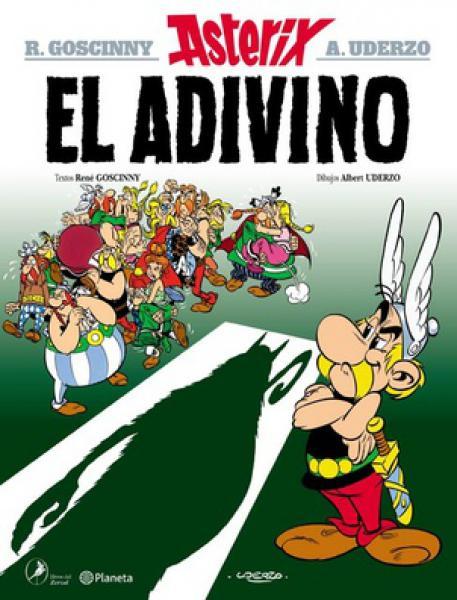 ASTERIX 19 - EL ADIVINO