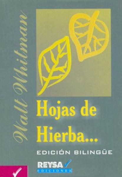 HOJAS DE HIERBA-EDIC.BILINGUE