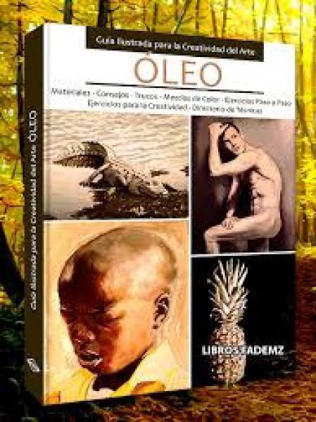 OLEO GUIA ILUSTRADA PARA LA CREATIVIDAD
