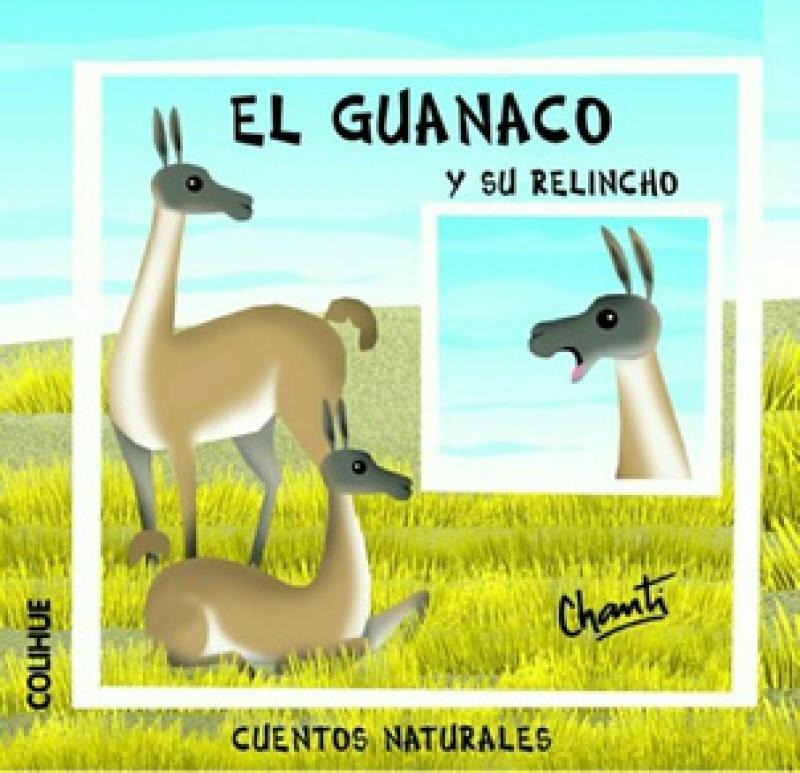 EL GUANACO Y SU RELINCHO