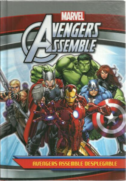 AVENGER ASSEMBLE ( POP-UP )