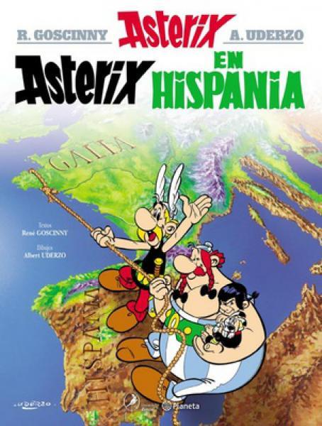 ASTERIX 14 - EN HISPANIA