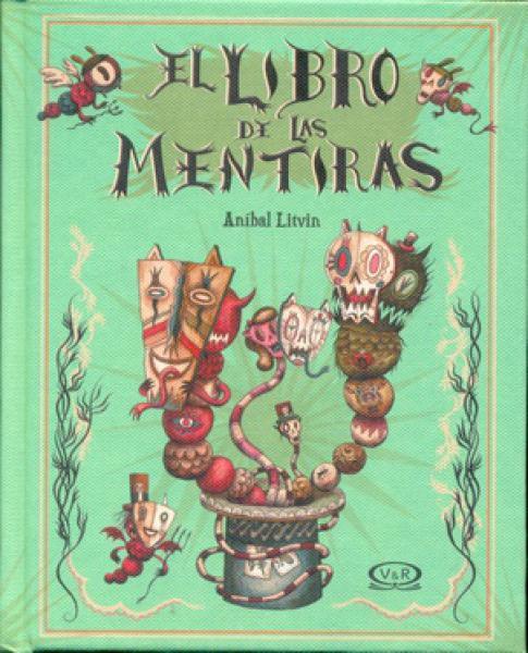 EL LIBRO DE LAS MENTIRAS