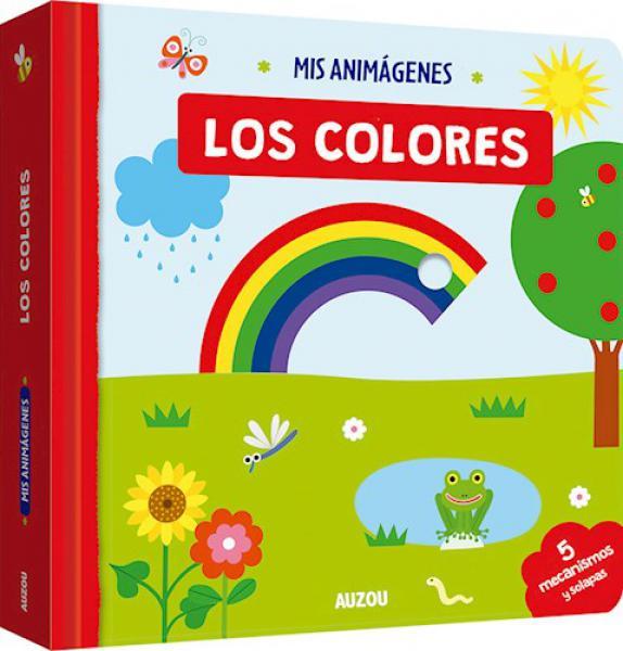 LOS COLORES - MIS ANIMAGENES