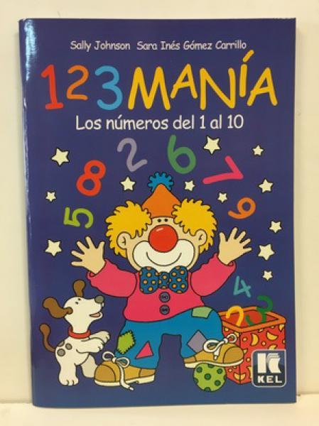 1,2,3 MANIA