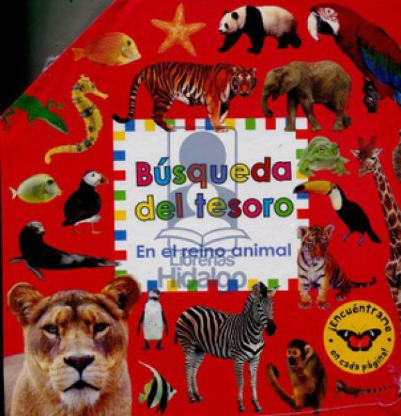 BUSQUEDA DEL TESORO - EN EL REINO ANIMAL