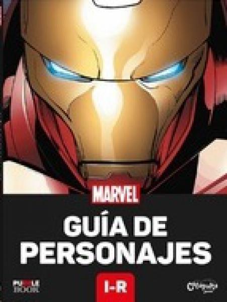 GUIA DE PERSONAJES MARVEL I-R