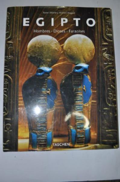 EGIPTO - HOMBRES-DIOSES-FARAONES