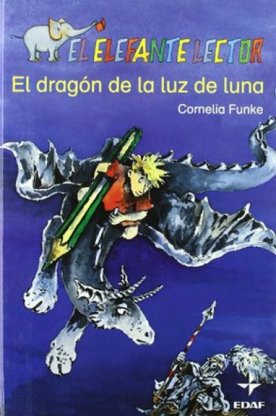EL DRAGON DE LA LUZ DE LUNA