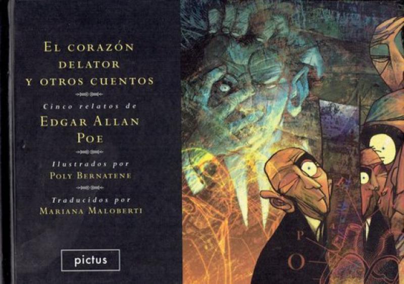 EL CORAZON DELATOR Y OTROS CUENTOS