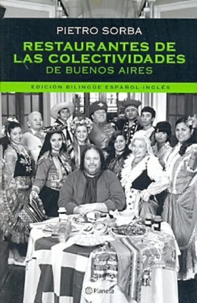 RESTAURANTES DE LAS COLECTIVIDADES DE BS