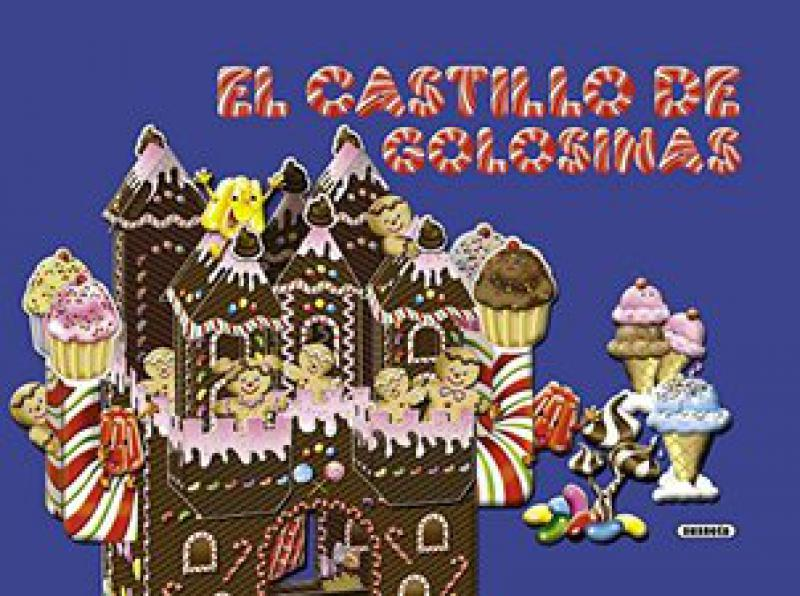 EL CASTILLO DE GOLOSINAS (POP-UP PLUS)