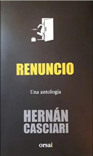 RENUNCIO - UNA ANTOLOGIA