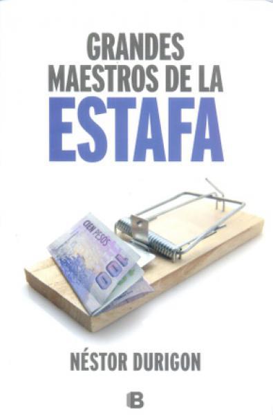 GRANDES MAESTROS DE LA ESTAFA