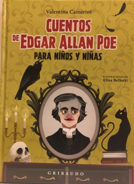 CUENTOS DE EDGAR ALLAN POE PARA NIÑOS Y