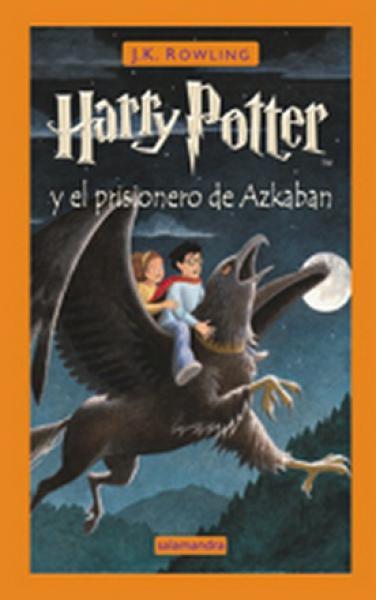 HARRY POTTER 3 - EL PRISIONERO DE AZKABA