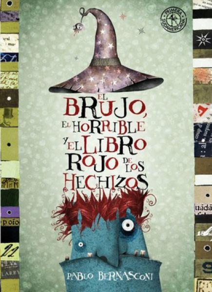 EL BRUJO HORRIBLE Y EL LIBRO ROJO...