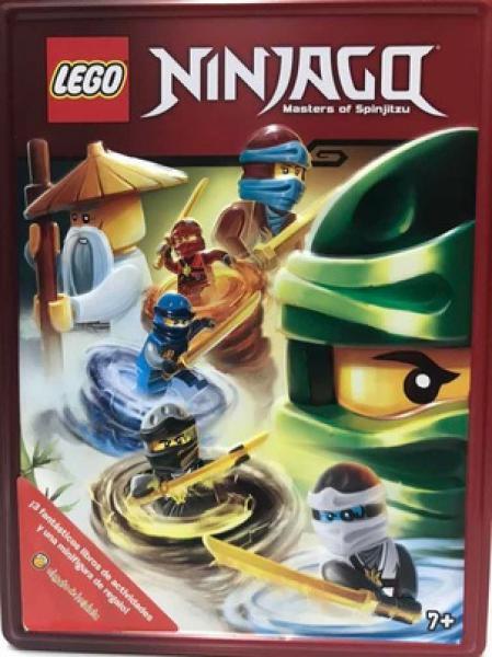 LEGO - NINJAGO (LATA)