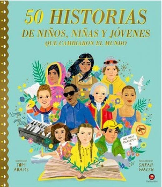 50 HISTORIAS DE NIÑOS, NIÑAS Y JOVENES
