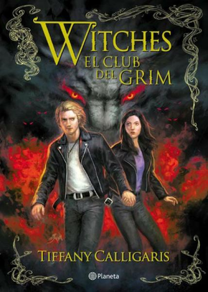 WITCHES 2 - EL CLUB DEL GRIM