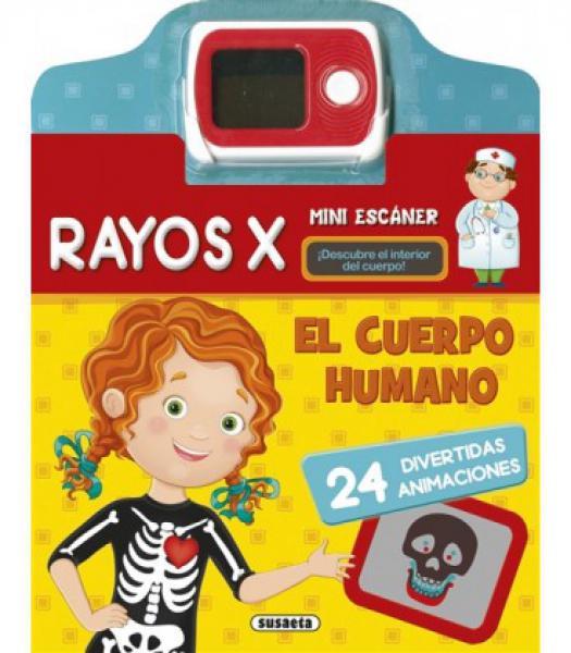 RAYOS X MI ASOMBROSO CUERPO ANIMACIONES