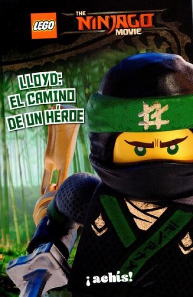 LEGO - LLOYD: EL CAMINO DE UN HEROE