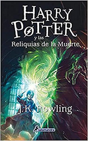 HARRY POTTER 7 - LAS RELIQUIAS DE LA MUE