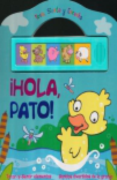 HOLA PATO