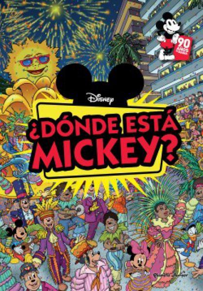 DONDE ESTA MICKEY?