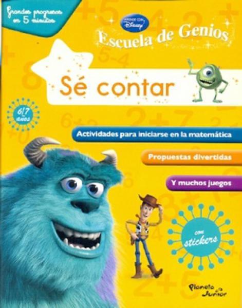 SE CONTAR - ESCUELA DE GENIOS (6/7 AÑOS)