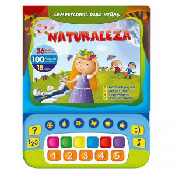NATURALEZA - COMPUTADORA PARA NIÑOS