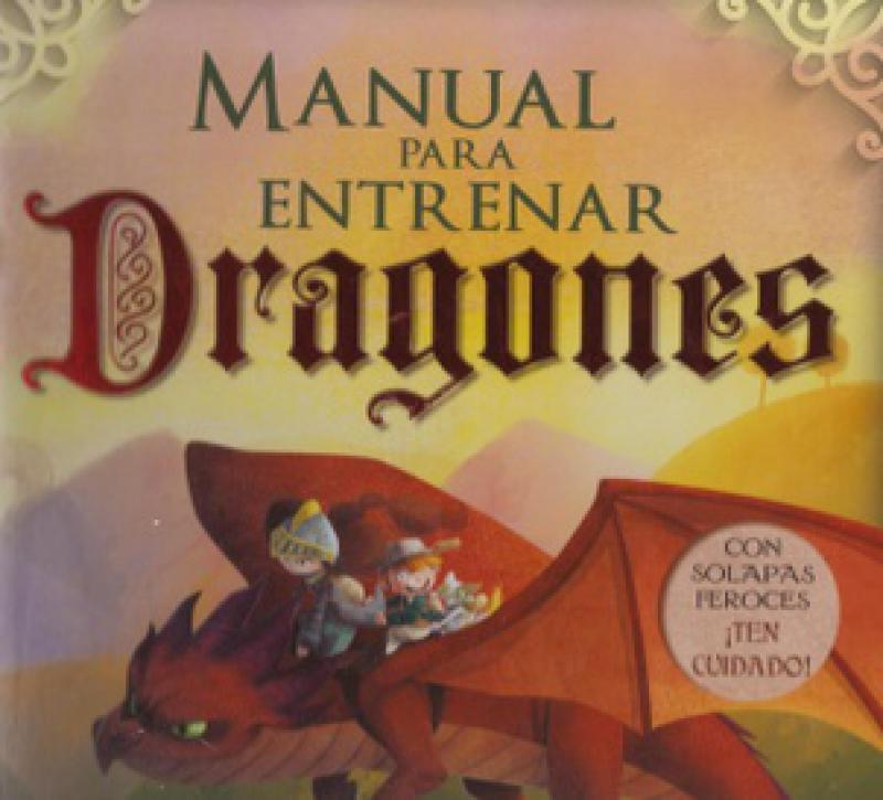 MANUAL PARA ENTRENAR DRAGONES
