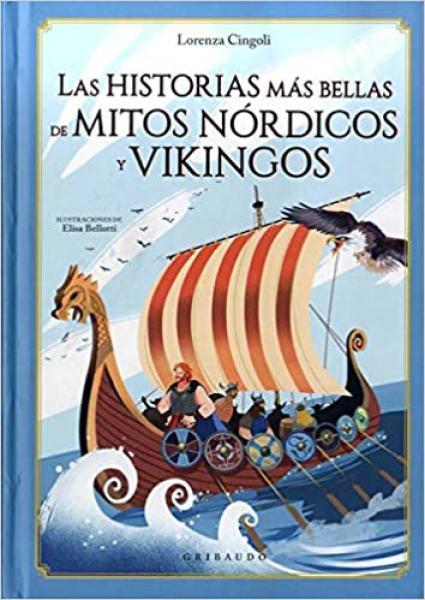 HISTORIAS MAS BELLAS DE MITOS NORDICOS Y