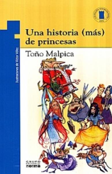 UNA HISTORIA(MAS)DE PRINCESAS